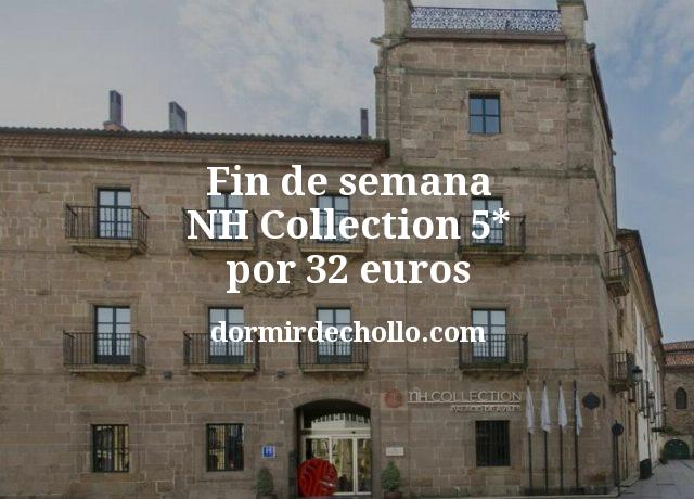 Fin de semana Asturias: NH Collection 5* por 32 € p.p/noche